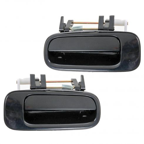 1992-96 Toyota Camry Outside Rear Door Handle Pair
