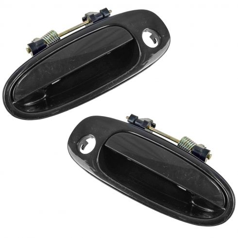1993-97 Toyota Corolla Geo Prizm Outside Door Handle Pair
