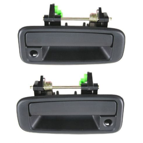 1988-93 Toyota Corolla Outside Door Handle Pair