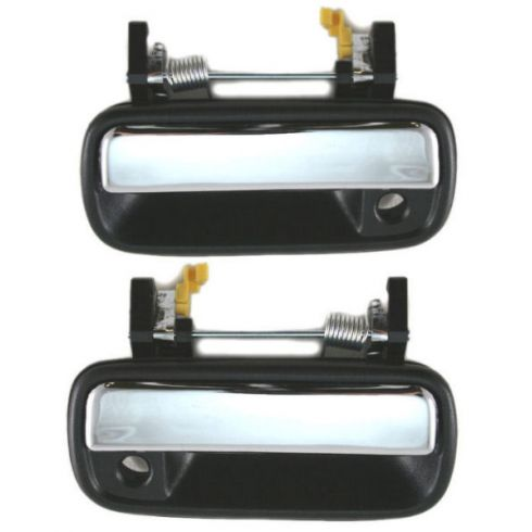 1989 95 Toyota 4runner Pickup Exterior Door Handle Pair 1adhs00062 At 1a
