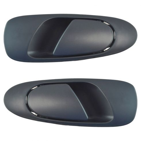 Door Handle Exterior Rear Pair
