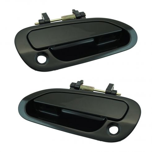 Door Handle Exterior Front Pair