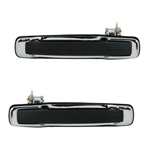 Outside Door Handle Rear Pair