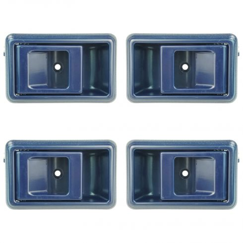 Inside Door Handle Dark Blue