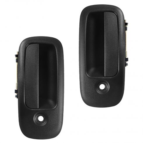 96-02 Express Savana Door Handle Outside Front Pair