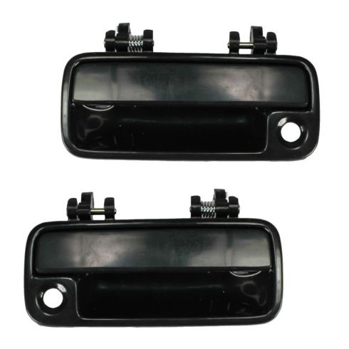 Exterior Door Handle Front Pair