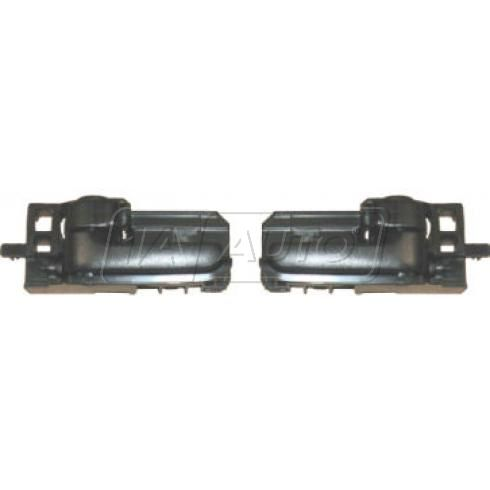 03-07 Corolla Door Handle Inside Black Front or Rear Pair