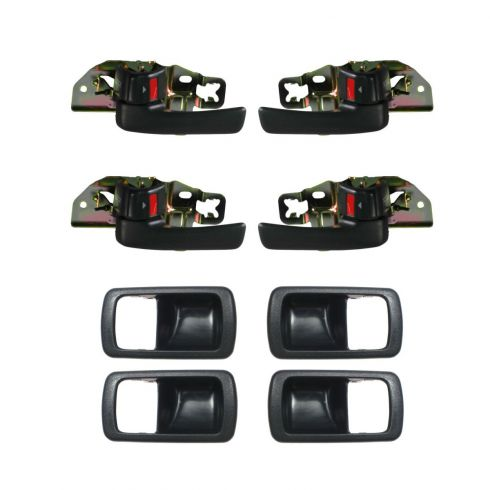 Inside Door Handle & Bezel (Set of 4)