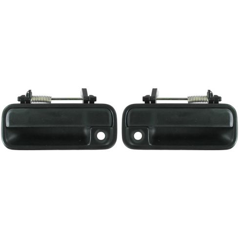 1990-93 Accord 4dr Ext Door Handle Front PAIR