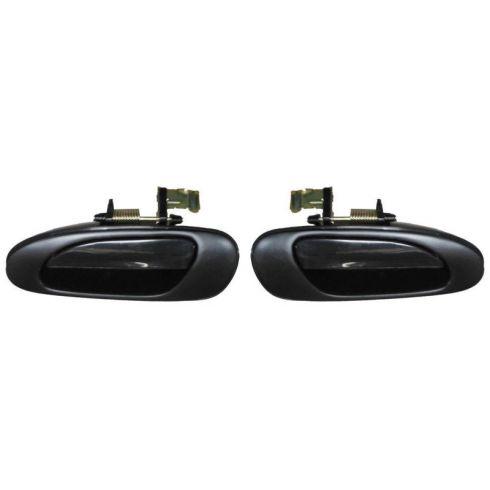 1994-97 Honda Accord Outside Door Handle Rear PAIR
