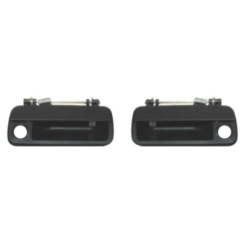 1991-02 GM FWD Door Handle Outside Front PAIR