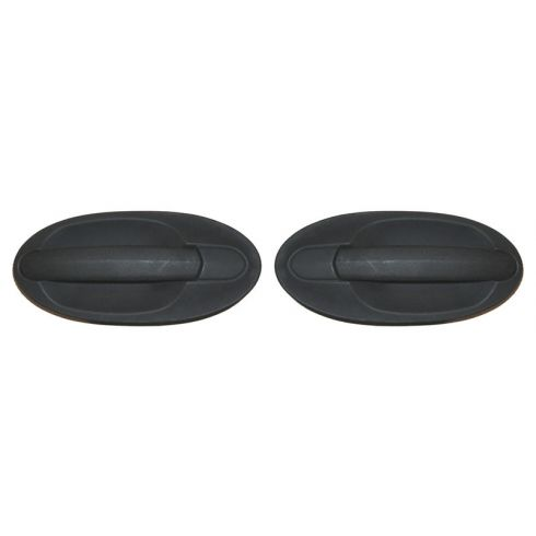 1999-03 Ford Windstar Door Handle Outside Rear PAIR