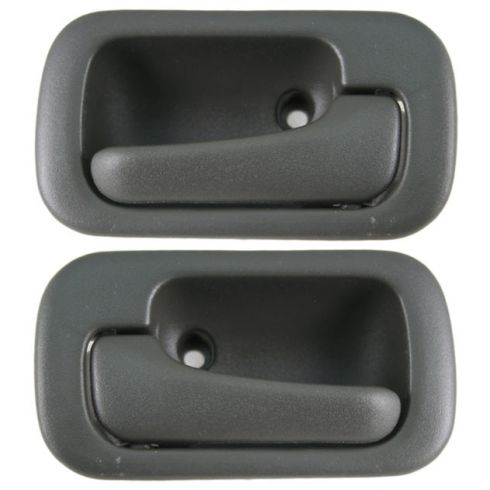 1992-95 Honda Civic Inside Door Handle PAIR
