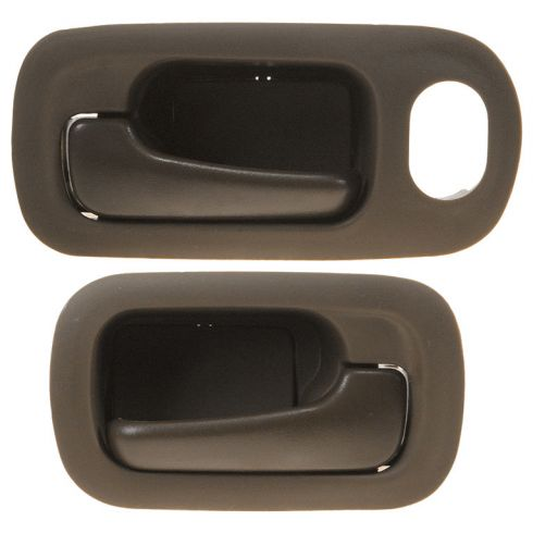 2002-06 Honda CR-V Inside Door Handle Front PAIR