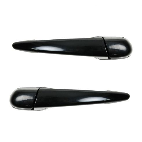 2001-05 BMW 325i, 330Xi, 325Xi, 320i, 330i Front or Rear Outside Door Handle PAIR