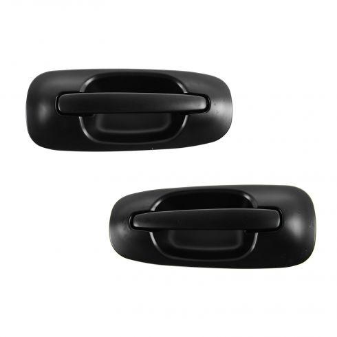 05-07 Subaru Impreza Rear Outer PTM Door Handle PAIR