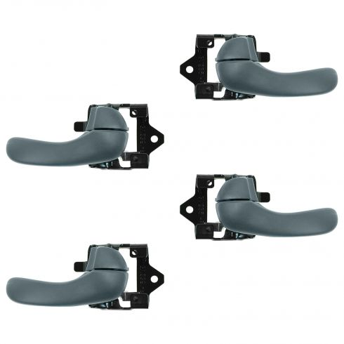 97-05 Buick Century; 97-04 Regal Front & Rear Inner Blue Door Handle Kit (Set of 4)