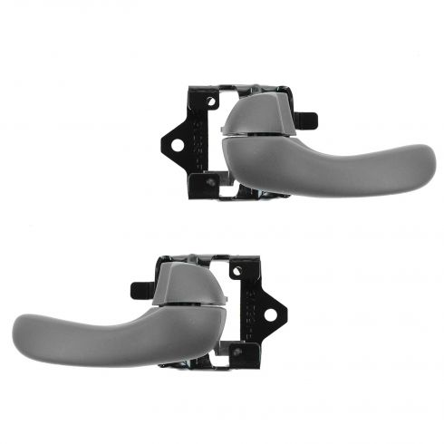 97-05 Buick Century; 97-04 Regal Inner Gray Door Handle PAIR