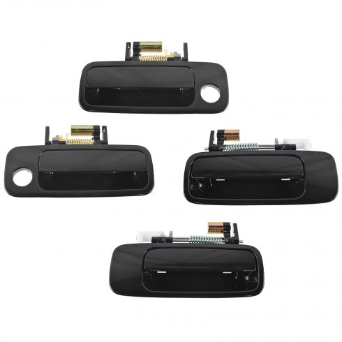 97-01 Camry Front & Rear Exterior Door Handle Kit (Set of 4)