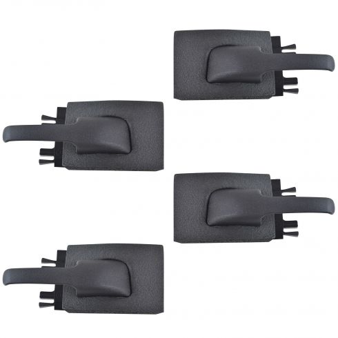 1991-05 Ford Explorer Front & Rear Interior Door Handle Kit (Set of 4)