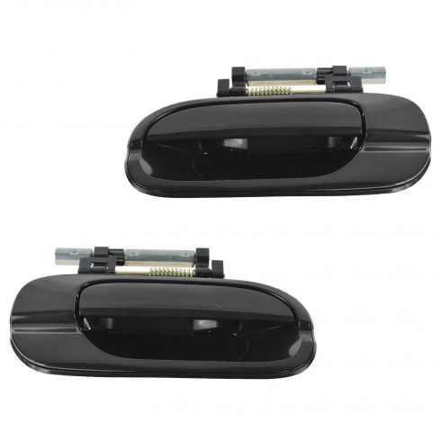 00-06 Nissan Sentra Rear PTM Outside Door Handle PAIR