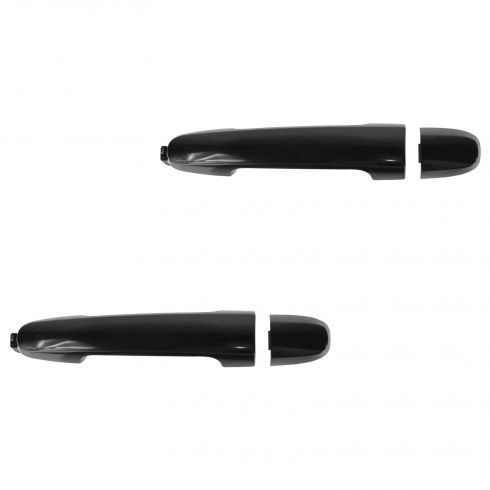 02-03 ES300; 04-03 ES330 05-10 Scion TC; 02-06 Camry Rear Outer PTM Door Handle PAIR