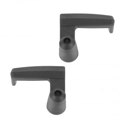 84-88 Bronco II; 80-96 Bronco; 80-97 F Series; 85-91 Van; 83-88 Ranger Vent Window Handle Kit PAIR