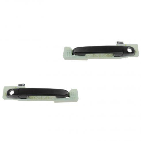 2010 Hyundai Accent Exterior Door Handles 2010 Hyundai Accent Exterior Door Handle Replacement