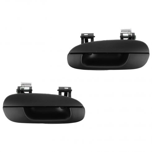 94-96 Mitsubishi Galant Rear PTM Outside Door Handle PAIR