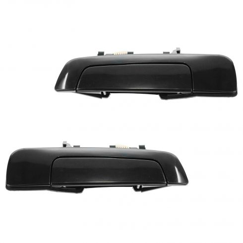 99-03 Mitsubishi Galant; 97-02 Mirage Rear PTM Outside Door Handle PAIR