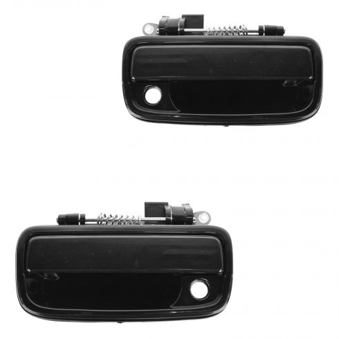 95-04 Toyota Tacoma Front PTM Outside Door Handle PAIR