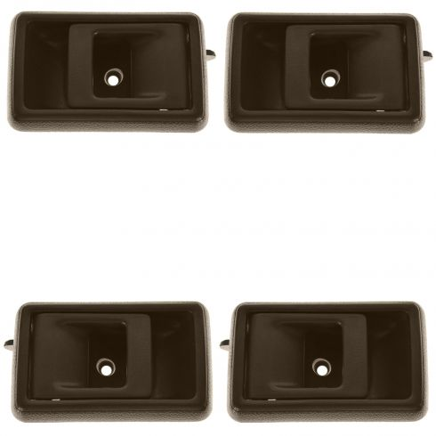 89-92 Prizm; 89-95 4Runner; 88-92 Corolla Front & Rear Inside Door Handle Kit (Set of 4)