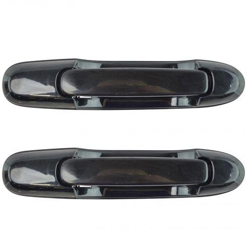 2002 Toyota Sienna Exterior Door Handles 2002 Toyota Sienna Exterior Door Handle Replacement