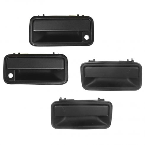 1995-01 Chevy GMC Truck SUV Front & Rear Exterior Door Handle Kit (Set of 4)