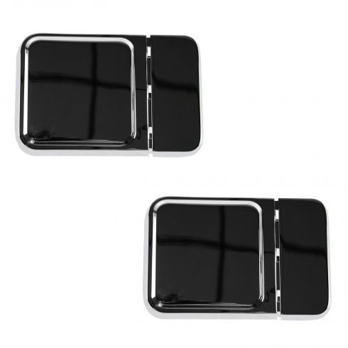 97-11 International 2000, 3000, 4000, 8000, 9000 Series Front Outer Chrome Door Handle LF = RF