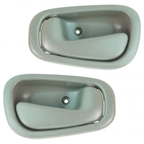 98-02 Corolla Prizm Door Handle Int Gray PAIR (Dorman)