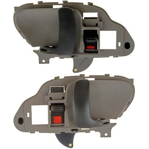 95-02 Chev PU Truck Int Door Handle Gray PAIR (Dorman)