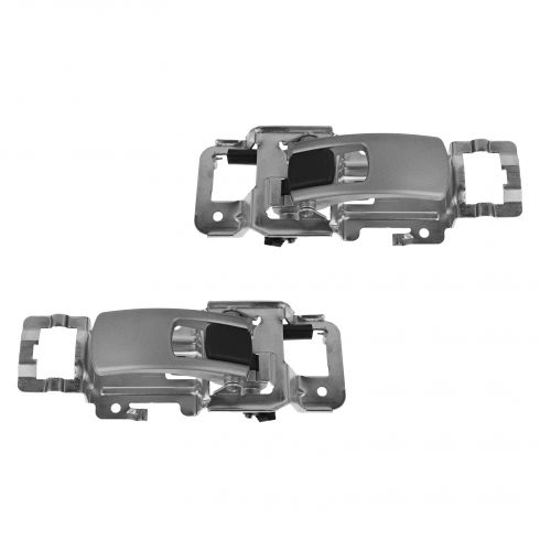 05-09 Chevrolet Equinox Front or Rear Inside Satin Door Handle PAIR (GM)