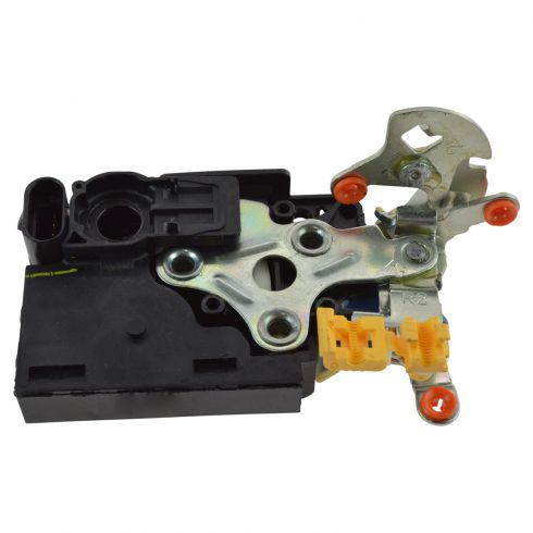 06-14 Express, Savana Van (w/o RPO AU3; w/RPO 6L9) Rear Cargo Door Lock Latch w/Actuator RR (GM)