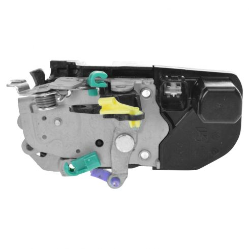 98-00 Dodge Durango; 00 Dakota Front Door Power Door Lock Actuator w/Integrated Latch LF (Mopar)