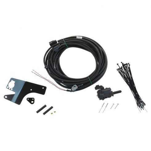 09-12 Dodge Ram 1500; 10-12 2500, 3500 Tailgate Remote Lock Kit w/Instructions & Wiring (Mopar)