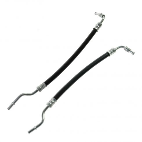 91-02 Saturn SC, SW; 93-01 SW Upper & Lower AT Transmission Line Pair