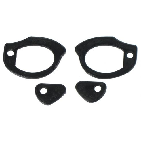 1964-72 Chevelle GTO Door Handle Gasket Set
