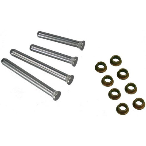 1984-97 Dodge Truck Van Ramcharger Door Hinge Pin & Bushing Kit