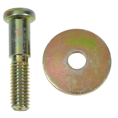 65-02 Buick, Cadillac, Chevy, GMC, Olds, Pontiac Multifit Door Striker Bolt & Washer Kit LH = RH