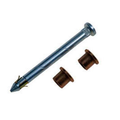 Door Hinge Pin & Bushing Kit (1 Pin, 2 Bushings)