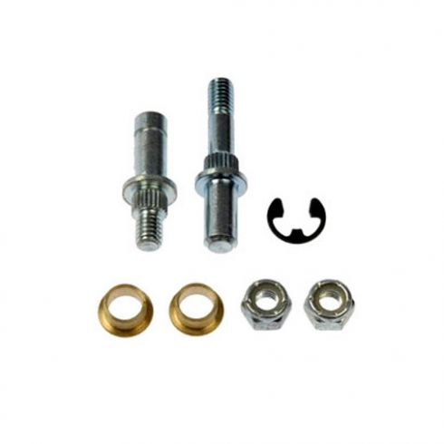 99-07 GM Full Size PU, SUV Upr & Lwr Door Hinge Repair Kit (Pins, Brass Bushing, Lock Nuts, E-Clip)