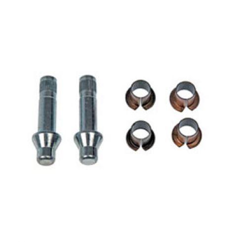 Door Hinge Pin & Bushing Kit (2 Pins & 4 Bushings)