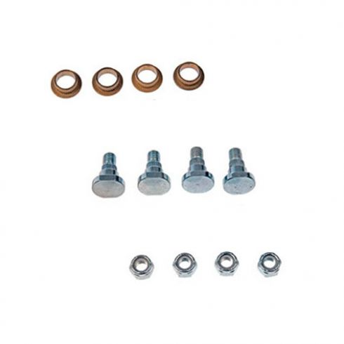 95-01 Lumina,  95-99 Monte Carlo Fr & Rr, Up & Lwr Dr Hnge Rpr Kit (4 Pins, 4 Bushings, 4 Lock Nuts)