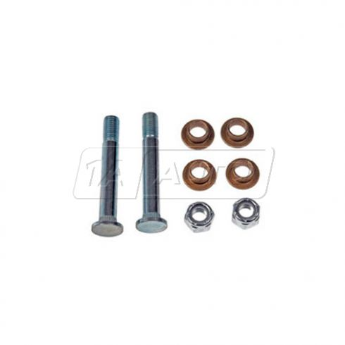 91-96 Escort, Tracer Front & Rear, Upr & Lwr Door Hinge Repair Kit (2 Pins, 4 Bushings, 2 Lock Nuts)